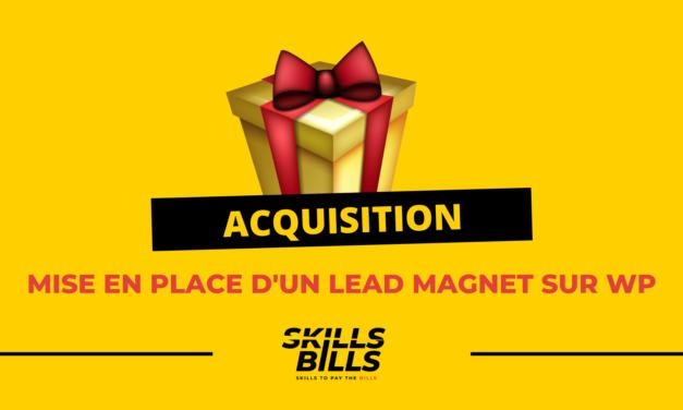 Comment mettre en place un lead magnet sur son site web ?