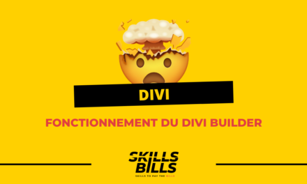 Comprendre le fonctionnement global du Divi Builder.