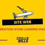 Création d'une landing page WordPress avec Divi